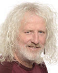 Mick WALLACE official portrait - 9th Parliamentary term