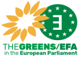 Logo The greens/EFA in the European Parliament