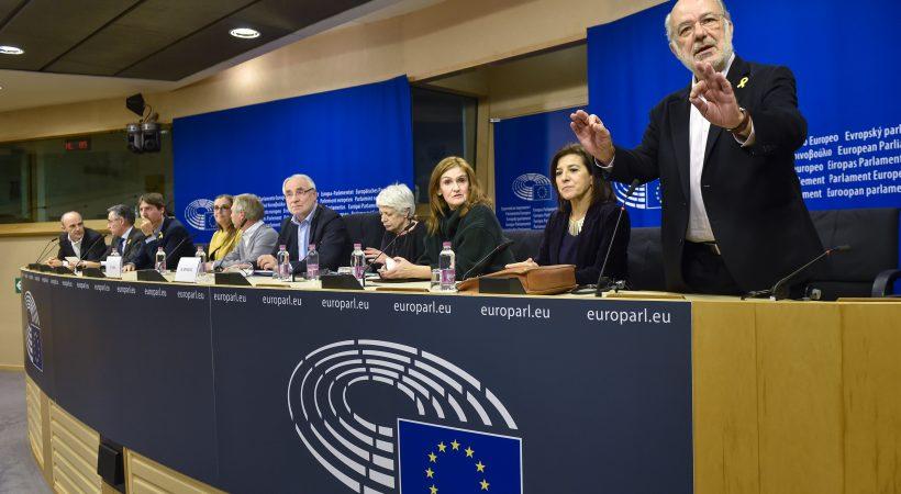 Presentation of the EU-Catalonia dialogue platform
